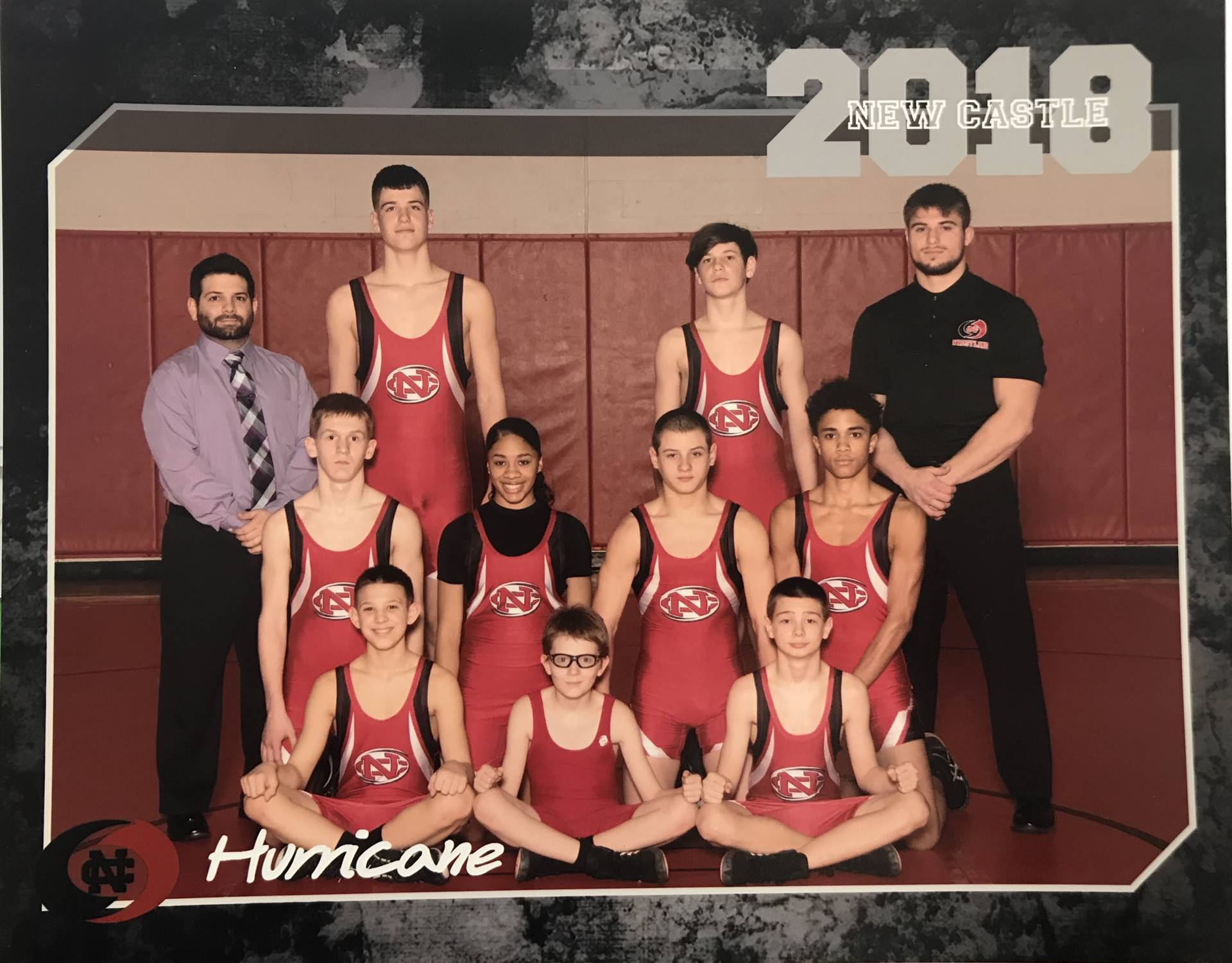 2018 Junior High Wrestling