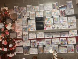 6th Grade Kindness Tree