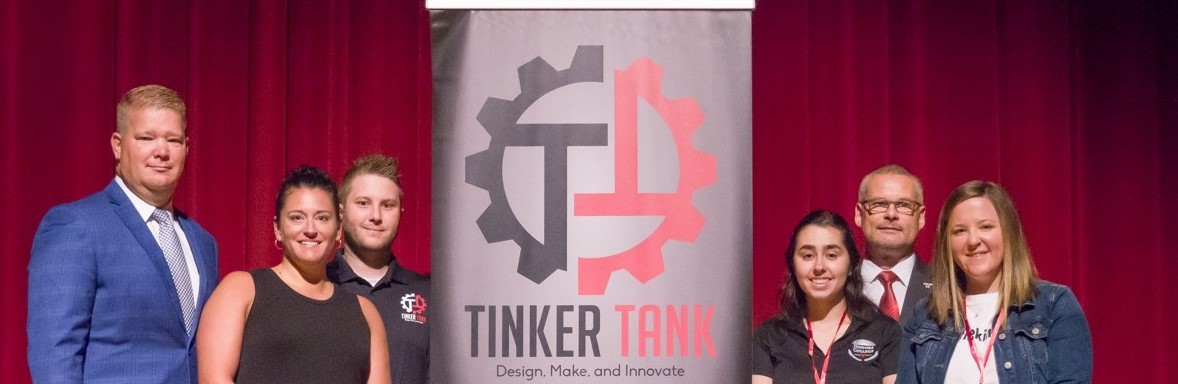 Tinker Tank Ignite Speakers